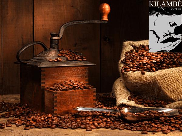 Kilambe Coffee.